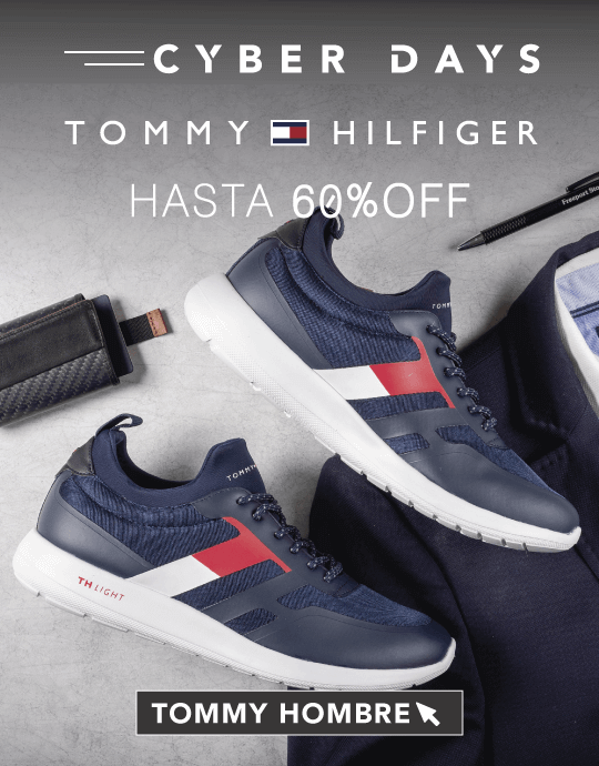 Ofertas Cyber Days Tommy Hilfiger Hombre