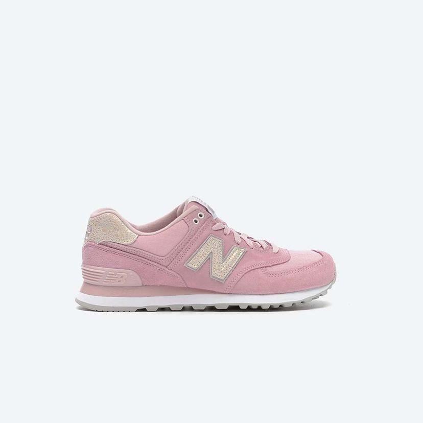 tenis mujer new balance rosa