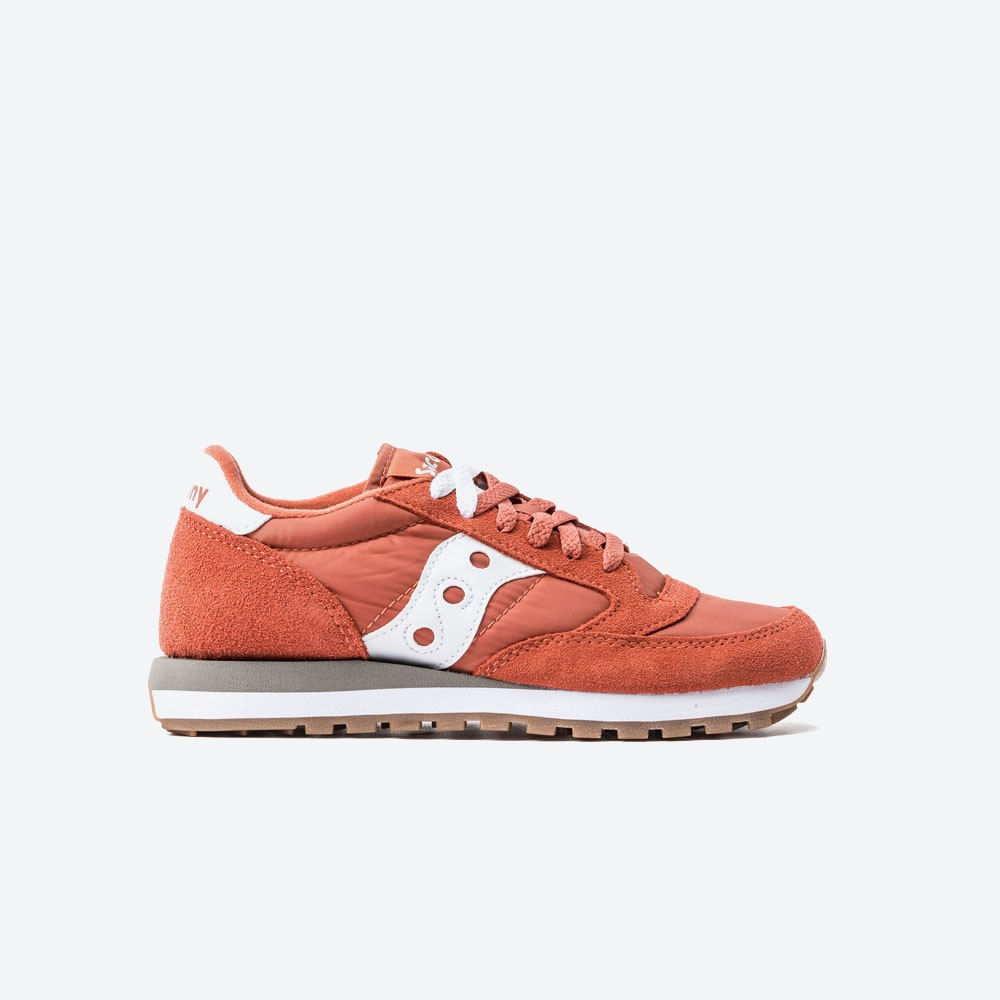 Tenis Casuales Mujer Saucony Z0PX Naranja Freeport Store