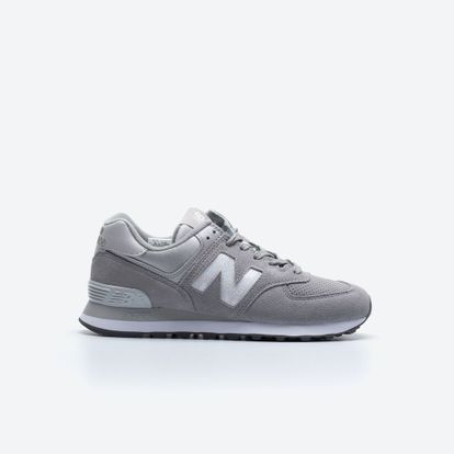 tenis new balance mujer gris