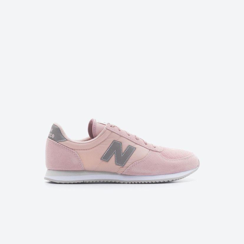 new balance rosas y dorado mujer