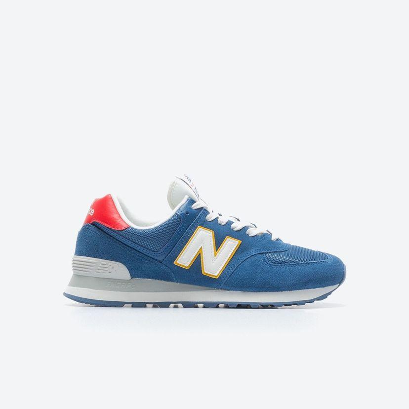 new balance azules hombre