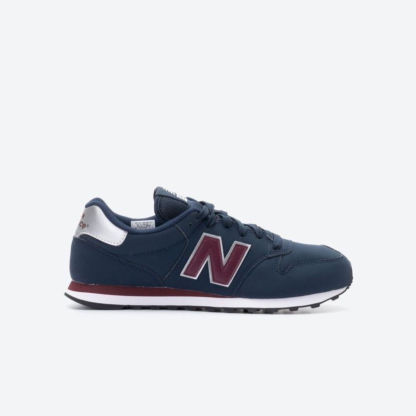 tennis new balance azul
