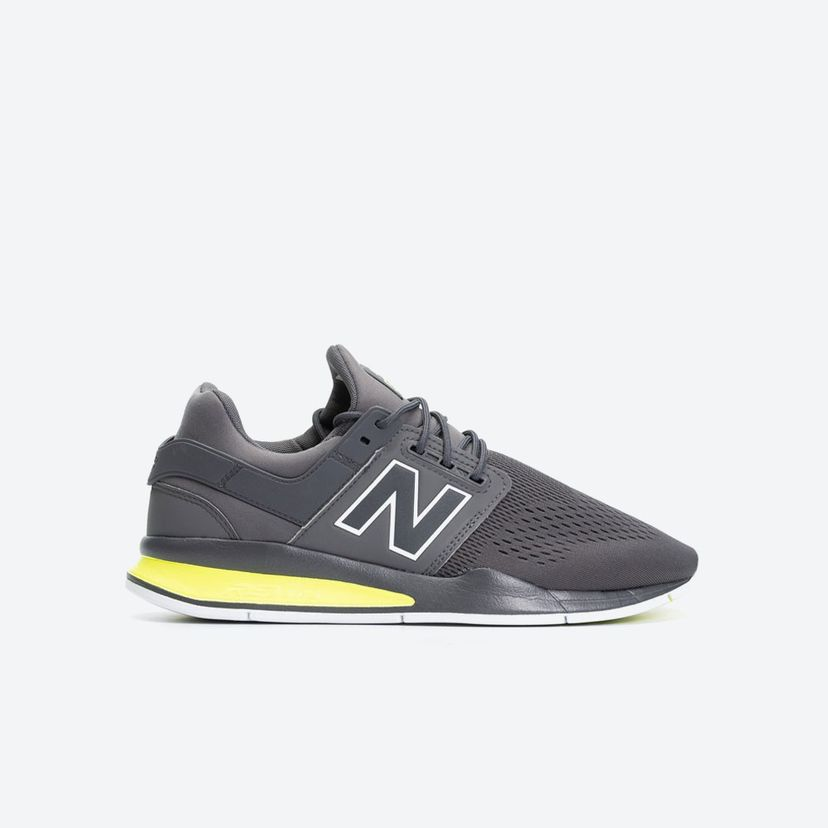 Tenis Casuales Hombre New Balance ZMPR Gris Oscuro