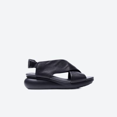 Mujer Camper Z0e1 Negro Casual Sandalia fyY7b6g